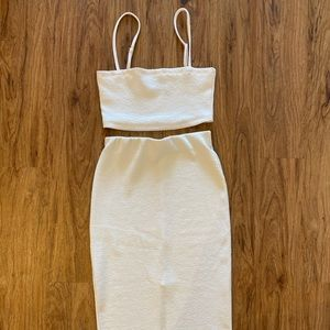 Urban Outfitters Pale Pink Set - Size Small